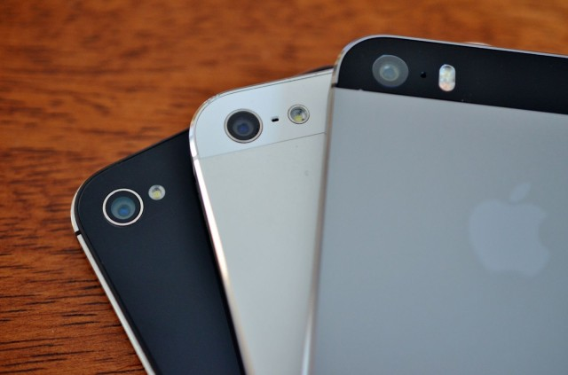 Apple doesn't want iPhones to compete against each other