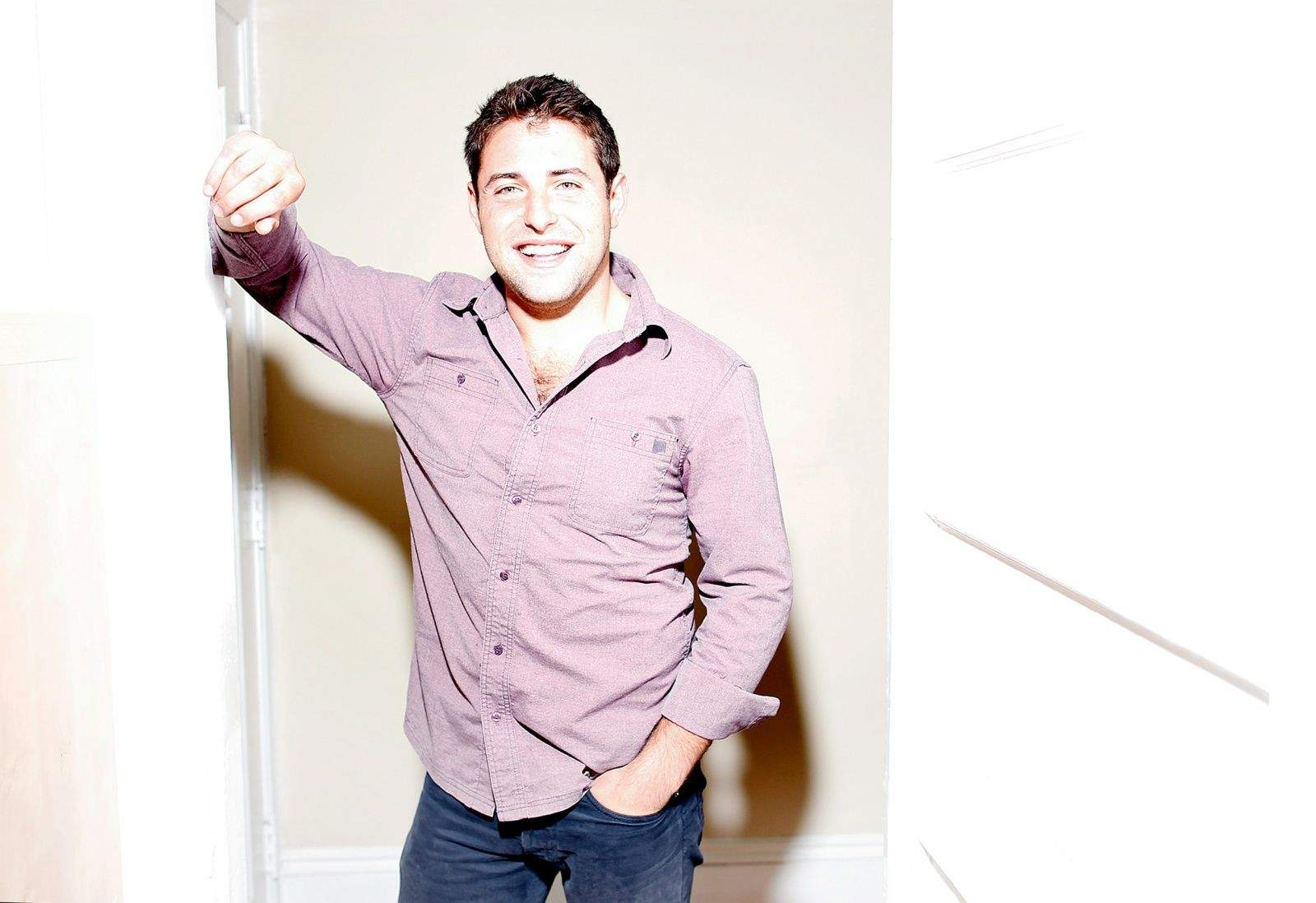 Jonathan Gillon, Co-Founder/CEO, of Roost