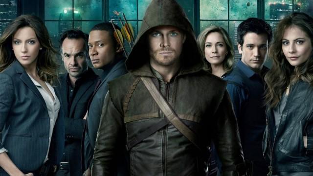 <i>Arrow</i> Season 3