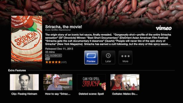 A documentary about Sriracha? Sign me up!