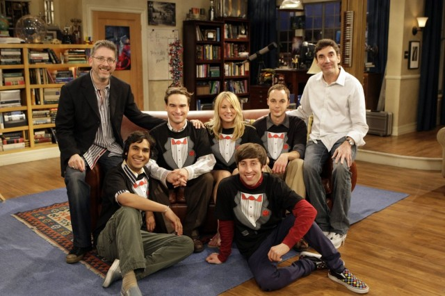 <i>The Big Bang Theory</i>