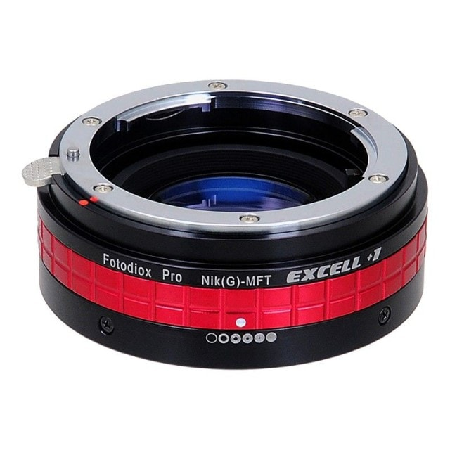 Excell+1 lens adapter