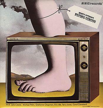 <i>Monty Python's Flying Circus</i>