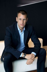 At TAG Heuer, Pruniaux (photo credit: Watch Russia)