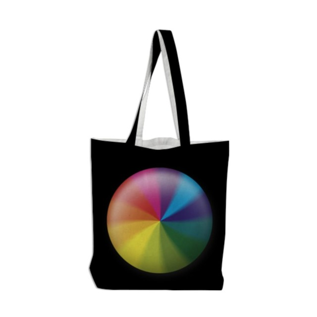 Macro Beachball Totebag