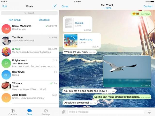 Telegram HD
