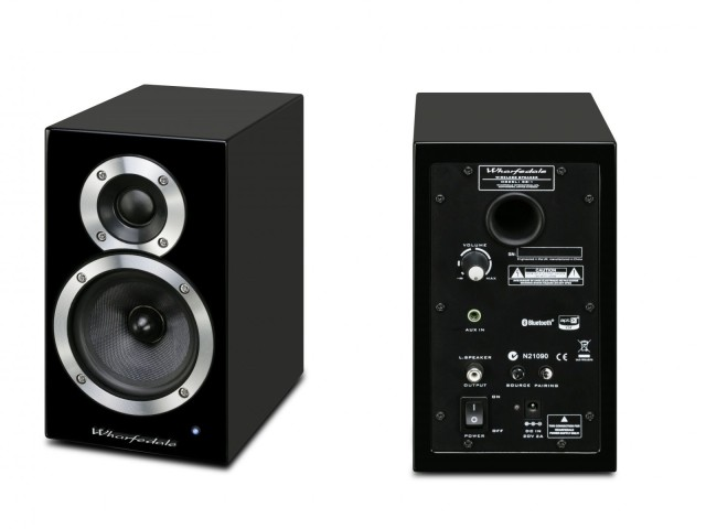 Wharfedale DS-1 speakers