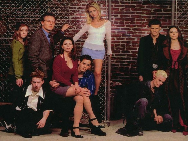 Flipping the <em>Buffy</em> paradigm