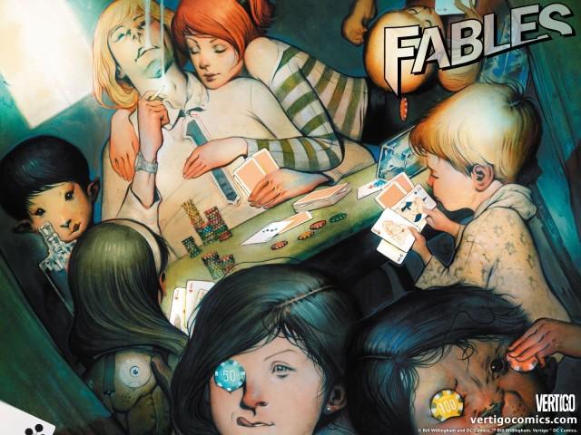 <em>Fables</em>