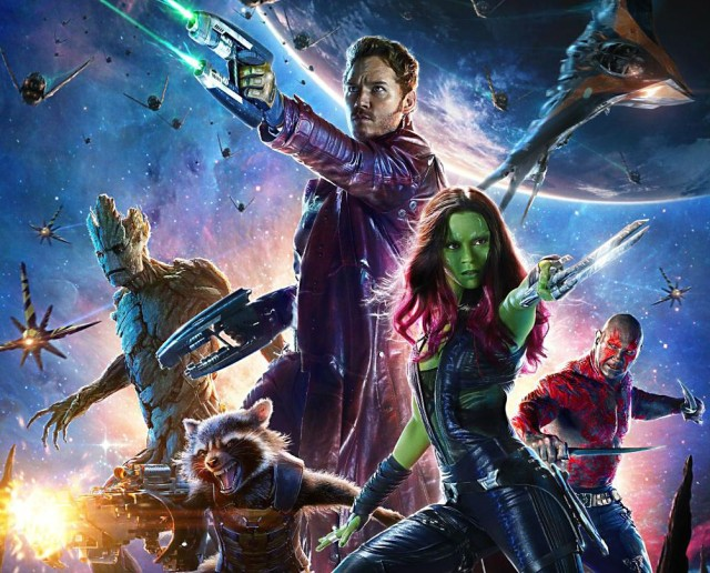 In Guardians of the Galaxy, Marvel brings together a band of misfits to fight evil. Image courtesy Marvel Studios
