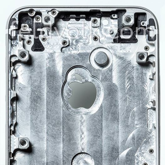 iPhone 6 bares its soul