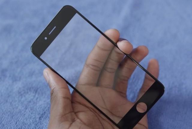 Indestructible iPhone displays