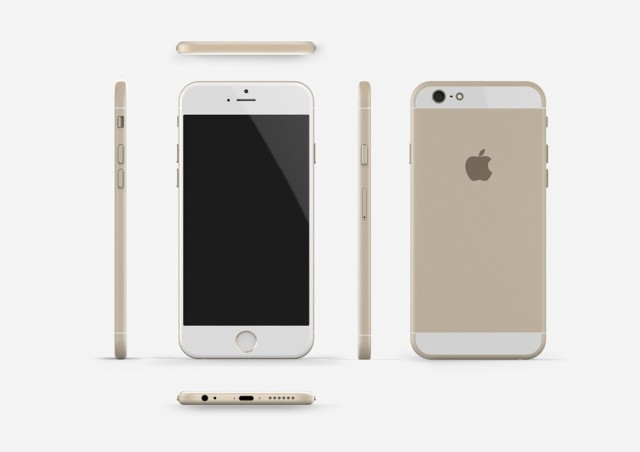 Is this the most accurate iPhone 6 mockup yet?
