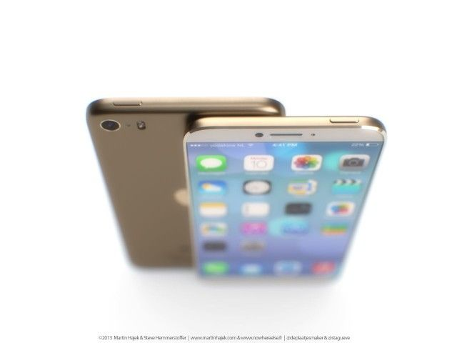 Thin LCDs will shrink the iPhone 6