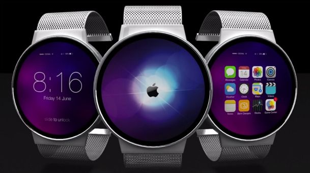 Sapphire-less iWatches