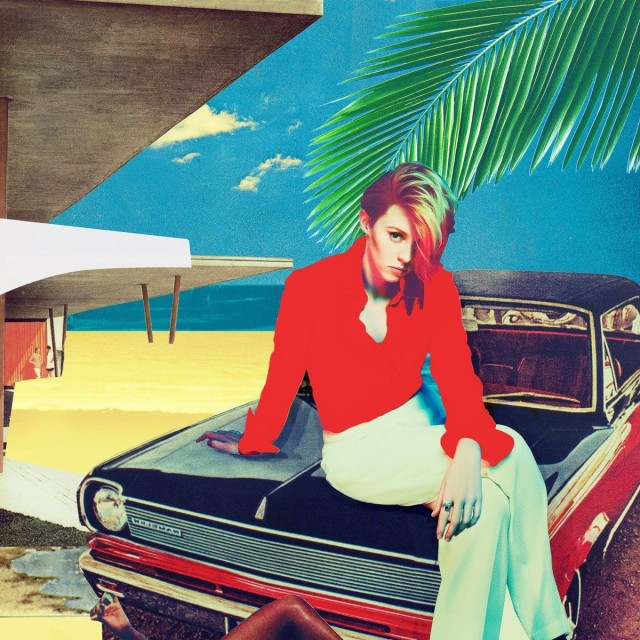 La Roux - <em>Trouble in Paradise</em>