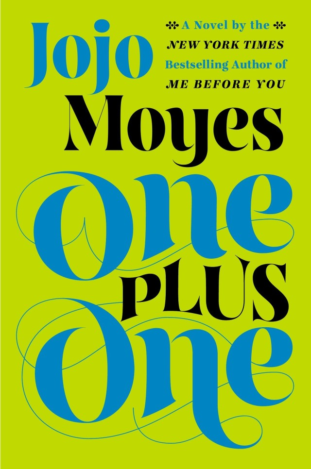 <em>One Plus One,</em> by JoJo Moyes