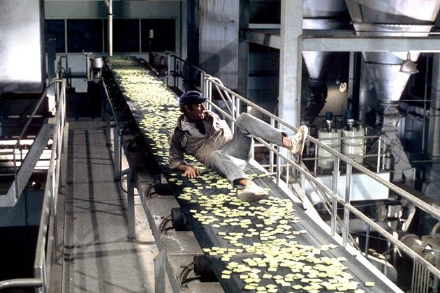 The bad: <i>Soylent Green</i>