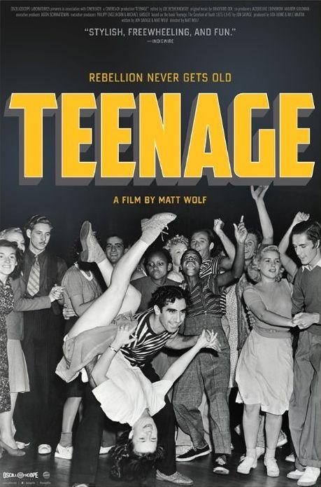 <em>Teenage</em>