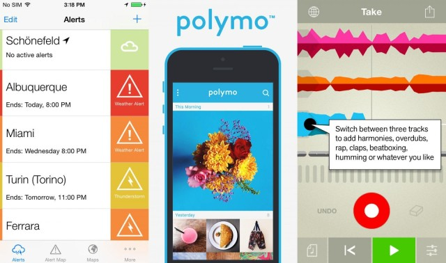 App Watch: July 14, 2014