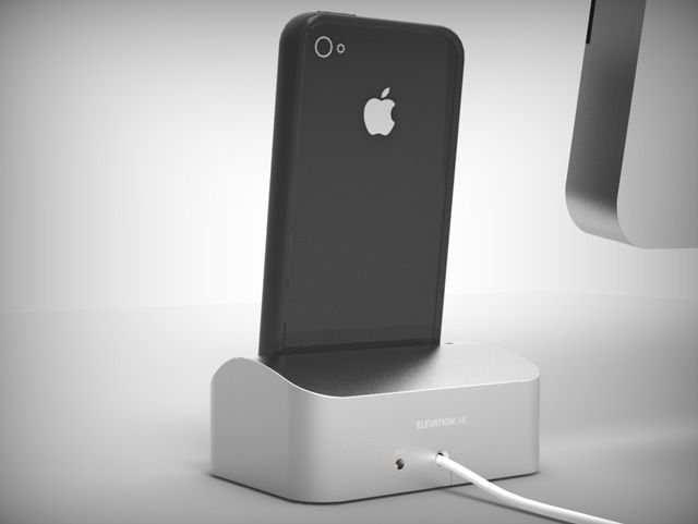 Elevation iPhone Dock