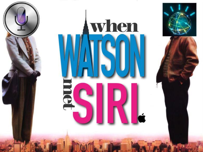 watson-siri