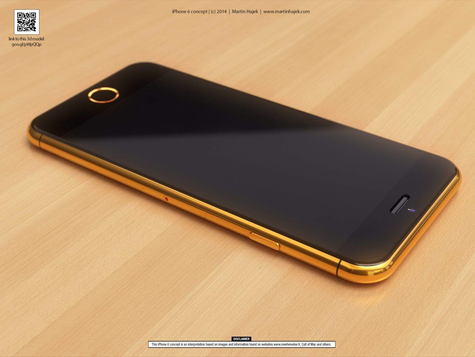 Kanye Would Buy This Gold IPhone 6 In A Heartbeat