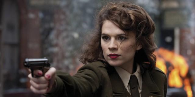 <em>Agent Carter</em>