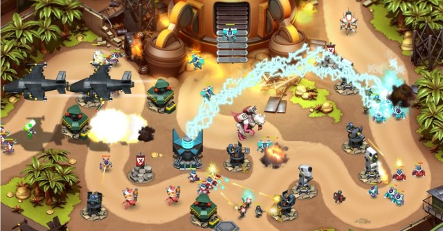 All Your Base Does Not Belong To Upcoming Tower Defense Game Alien