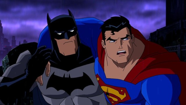 Get the dynamic between Batman and Superman right