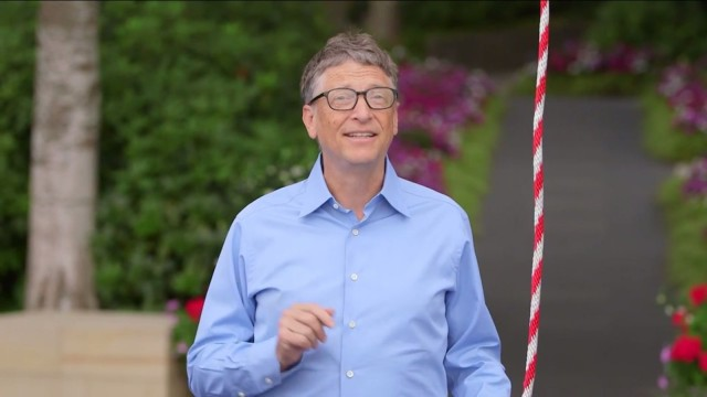Bill Gates just won the internets.