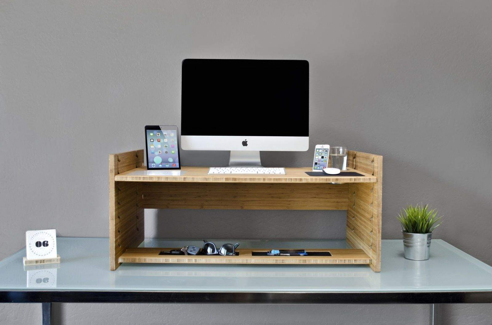 This Gorgeous And Elegant Bamboo Gadget Will Turn Any Desk
