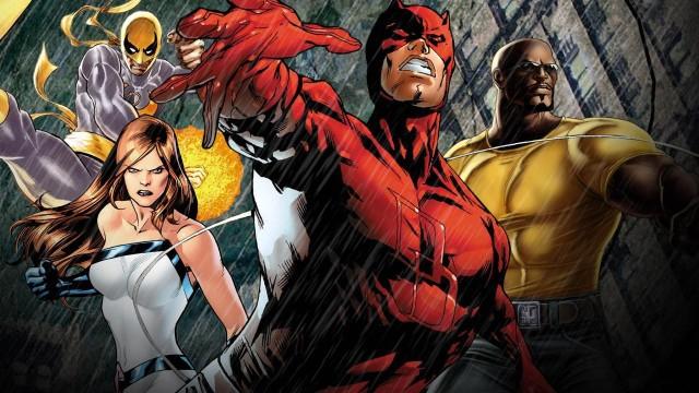 <em>Daredevil</em> (and other Netflix entries)