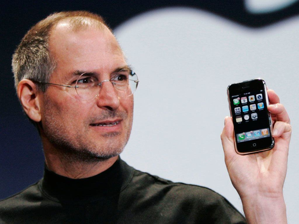 iPhone could have looked a lot different had Steve Jobs had his way.