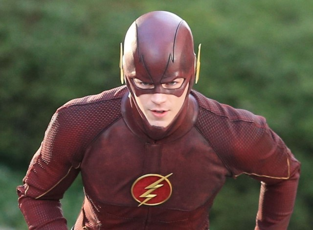 <em>The Flash</em>