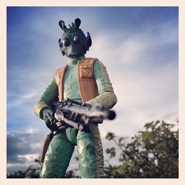 Who said Greedo doesn't fire first?