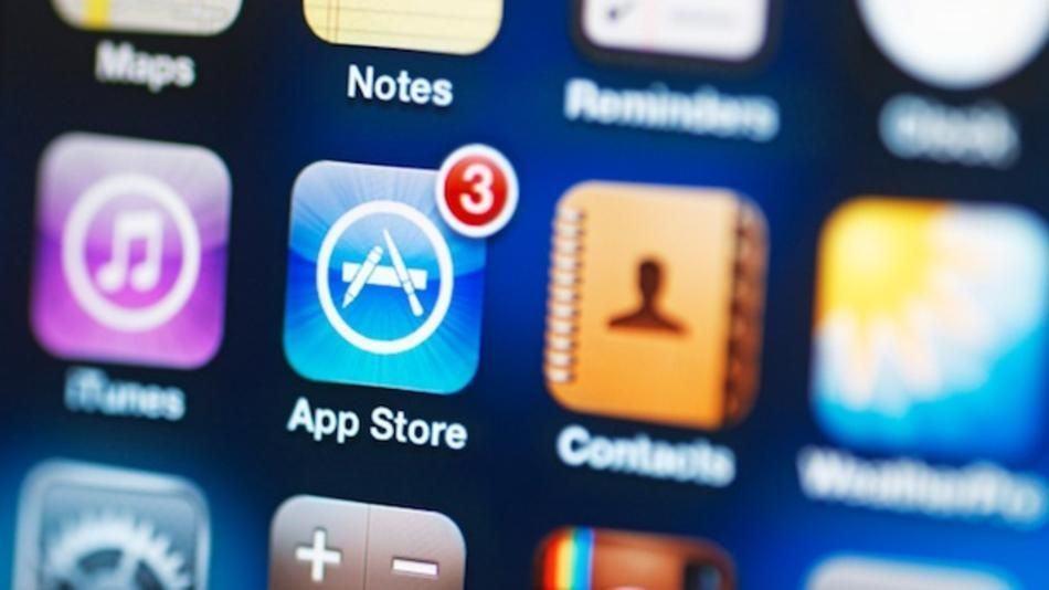 iOS App Store.