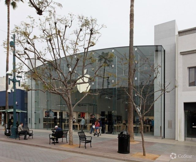 Want to make money in real estate? Buy an Apple Store.