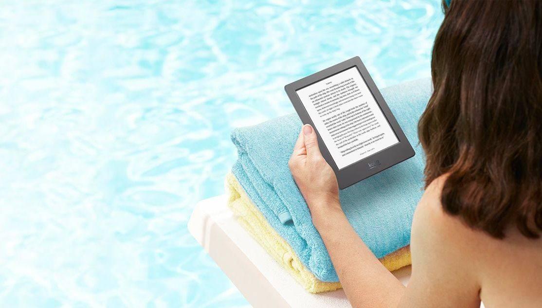 The new Kobo H2O might be the best e-reader, like, ever. Photo Kobo.