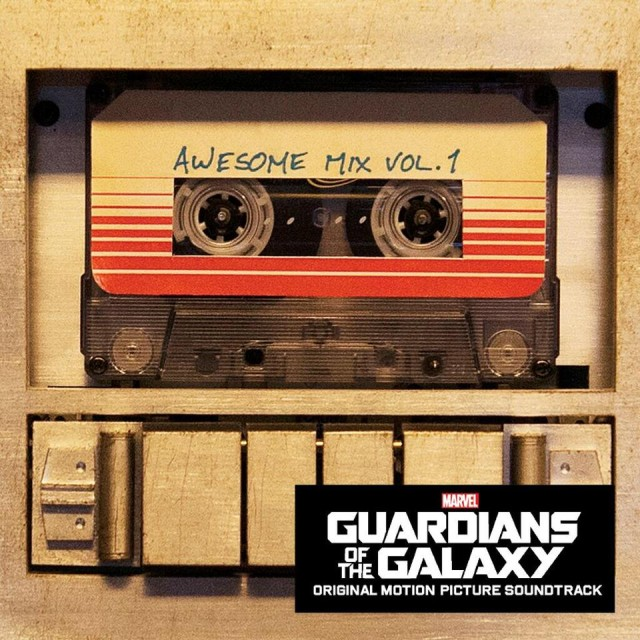 Guardians of the Galaxy: Awesome Mix Vol 1.