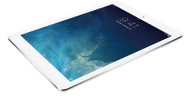 Reader-friendly iPad Air