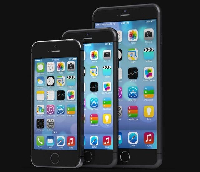 iPhone 6 gets beefed up storage