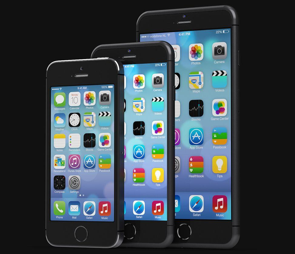 iPhone6displays