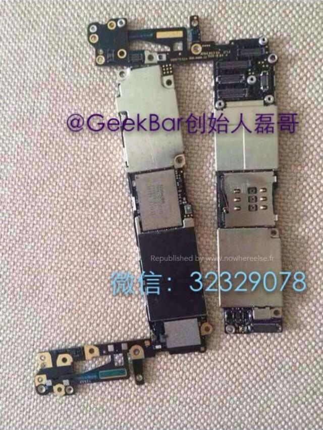 iPhone6motherboard
