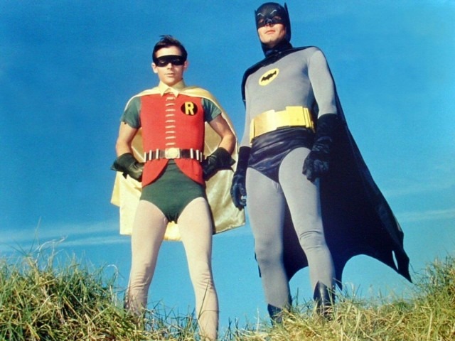 It makes sense for the iWatch to be the iPhone's Robin... at first.