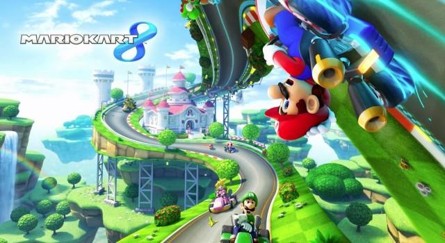 <em>Mario Kart 8</em>