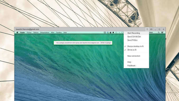 Chrome Remote Desktop To Get Built In Screen Recording