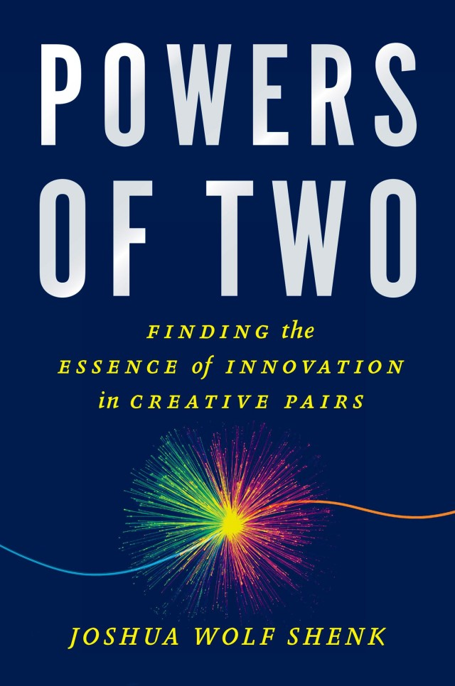 <em>Powers of Two</em>, by Joshua Wolf Shenk
