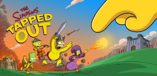 "Generateur ""The Simpsons Tapped out"" mod"
