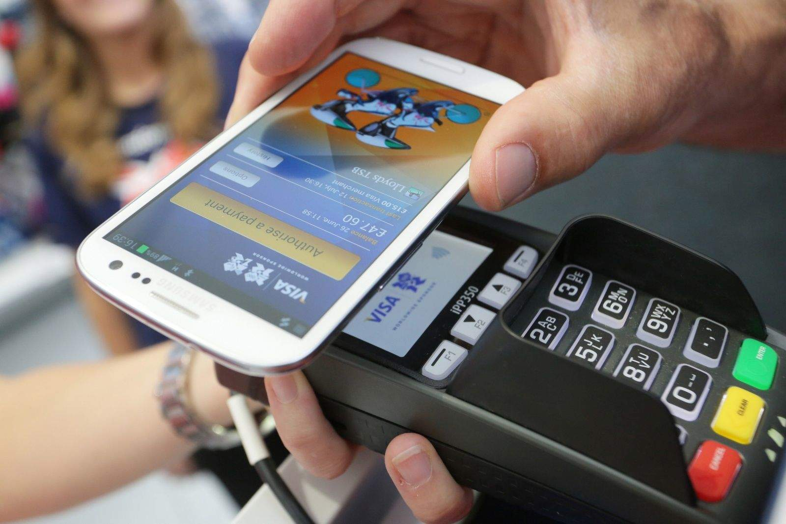 Many Android phones have come equipped with NFC for years.
